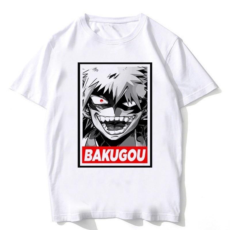 Japanese Animeryo My Hero Academia Tshirt