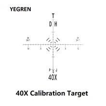 Diameter 20 mm Microscope Micrometer 40X Calibration Target Cross Reticle Ruler Scale for Microscope Optical Glass Slide