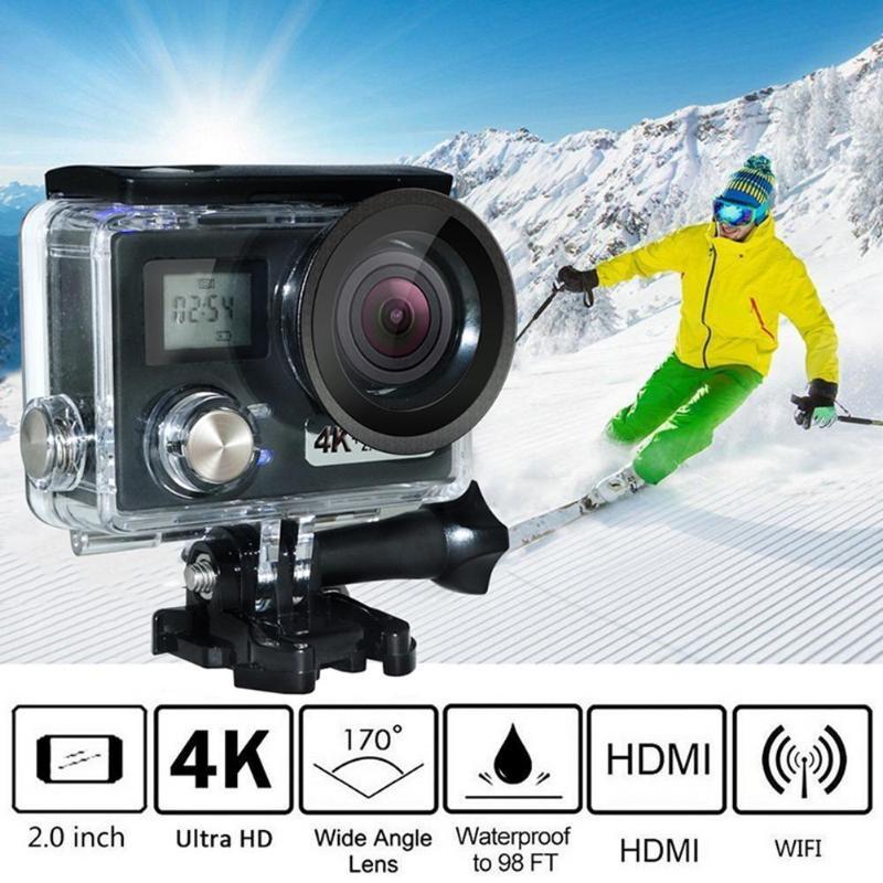Aktiv At-n460 Action Kamera Ultra Hd 4 K Wifi 2,0 Zoll Mini Dv Unterwasser Wasserdichte Video Recorder Camcorder Sport Cam Sport & Action-videokamera