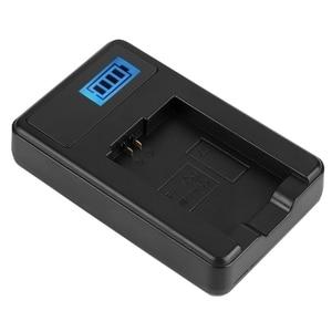 Image 4 - NP FW50 バッテリー充電器液晶単一の Usb ソニーアルファ A6000 A6300 A6500 A7r A7 ドロップ船