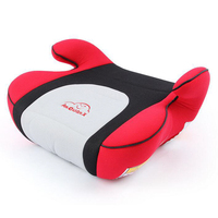 NEW Kids Backless Booster Car Seat Portable Compact Child Safety Seats For 3 12 Years Top Quality