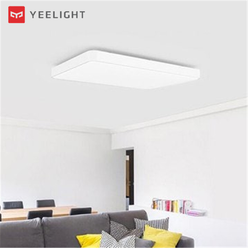 Xiaomi Yeelight Pro Simple 90 W led Plafonnier application intelligente bluetooth télécommande Plafonnier AC220V
