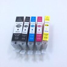 Compatible ink cartridge for canon PGI-570XL CLI-571XL PGI 570 CLI 571 for canon PIXMA MG5750/MG5751/MG5752/MG5753/MG6850