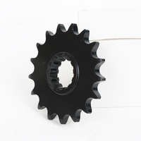 17T 39T 42T 44T 45T Motorcycle Front Rear Star Sprocket Set For Honda CB750 92 03 Fit 525 Drive Chain Sprocket