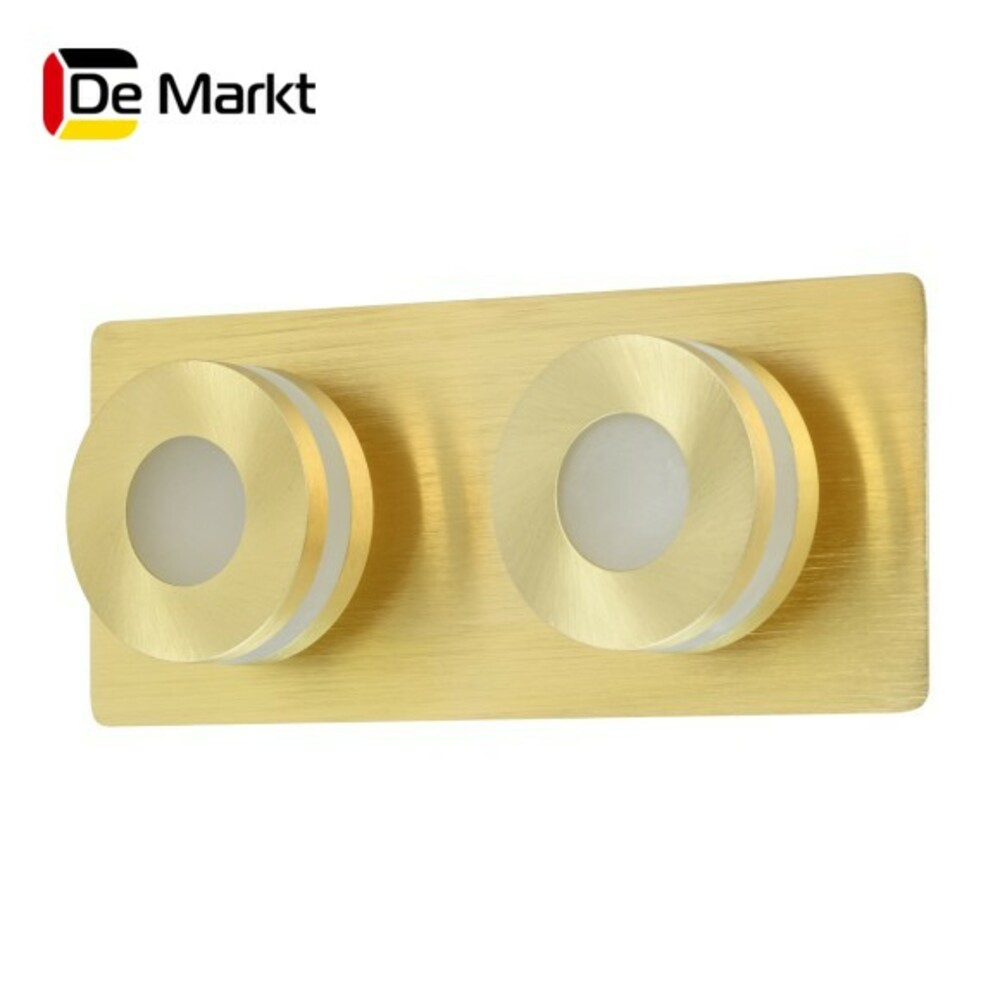 Wall Lamps De Markt 549020502 lamp Mounted On the Indoor Lighting Lights Spot wall lamps de markt 509023602 lamp mounted on the indoor lighting lights spot page 6
