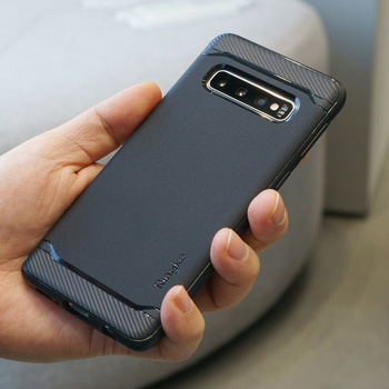 Galaxy S10 Plus  Rugged Flexible Case 4