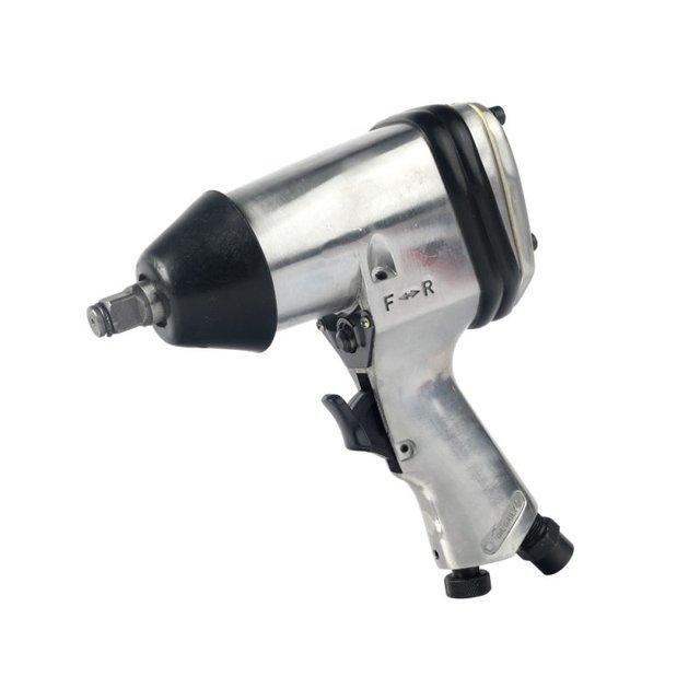 Гайковерт пневматический ударный PATRIOT PN 312 (Максимальный крутящий момент 312 Nm, 7000 оборотов в минуту, давление 6 бар, расход воздуха 2,3 л/c)