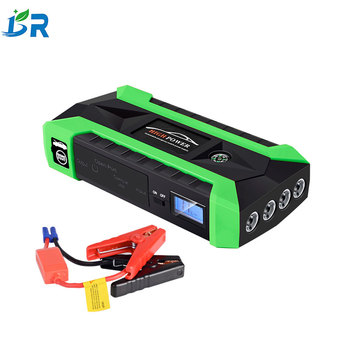 Jump Starter 12V 600A Portable Emergency Charger Car Battery Booster Charger Starting Device Launch The Car
