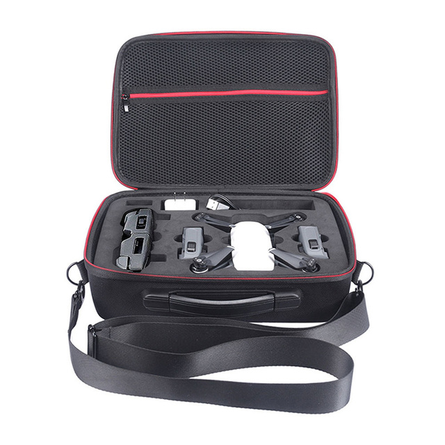 Portable Drone Case Eva Hard Shell Shoulder Bag Storage Bags Handle Box For Dji Drone Accessories