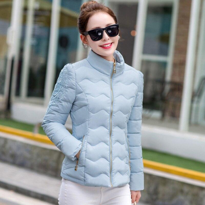 De Fonds Affichage rembourré Black Rembourré Vêtements Coréen blue Coton Mince Bas Lâche culture Petit Coton Le Veste Vers Cheveux Et Auto Mènent Génération vZ1qxHE