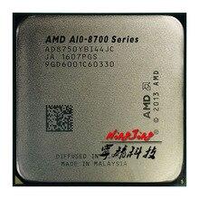 Prise AMD A10 Series PRO A10 A10 8750B 8750G 65W, AD8750YBI44JC/AD875BYBI44JC, prise FM2 +