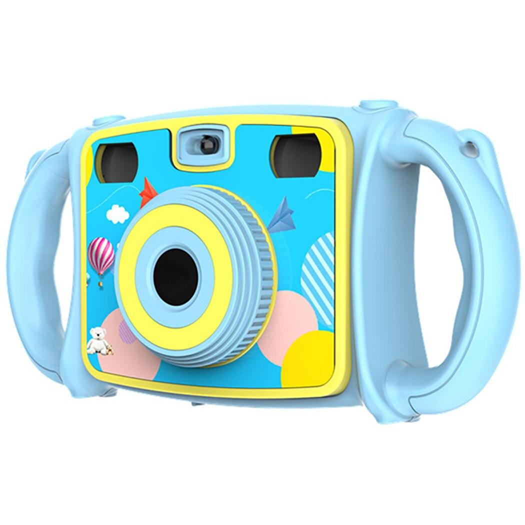 Angemessen Kinder Kamera Bruch Hd Screen Dual Lens Digital Kamera Entwicklungs Spielzeug
