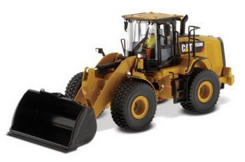 Diecast Masters 1/50 Scale Caterpillar Cat 950M Wheel Loader Diecast Model #85914