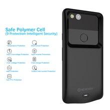 For Google Pixel 2 XL Phone Case 5200mAh External Backup Power Bank Battery Charger Case For Google Pixel 2XL Charger Case