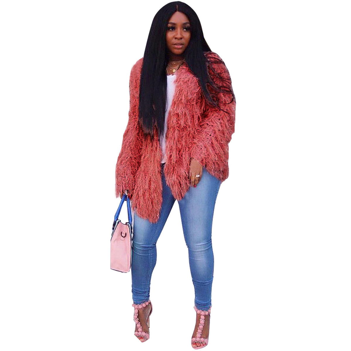 MUXU red Loose trench female duster Coat for women Sweater clothes casaco casacos feminino windbreaker casaca mujer