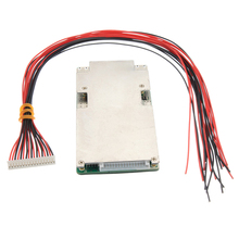 16S 45A 48V Li Ion lityum Lifepo4 pil güç koruma levhası Bms Lfp Pcm Pcb entegre devre kartı için bisiklet elektrikli