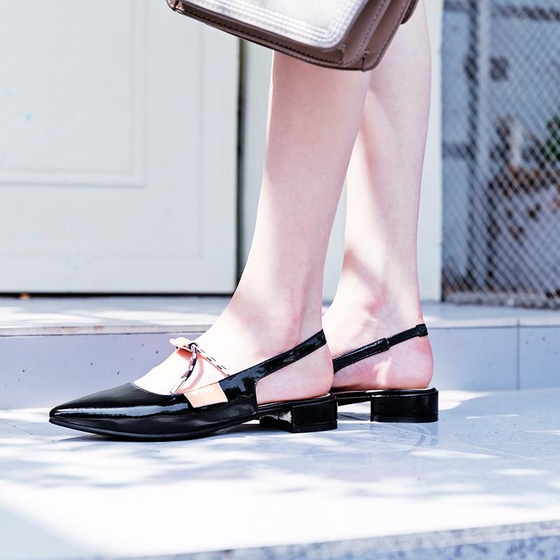Bas Véritable 2066 Chaussures Femme Cm Sandales Rouge D'été Boîte xBorstChQd