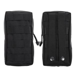 Image 3 - 600D Utility Sports Molle Pouch Tactical Medical Military Tactical Vest Waist Airsoft Bag for Outdoor Hunting Pack Equipment Cam