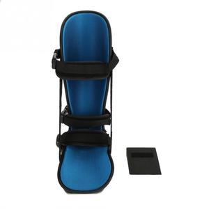 Image 2 - Soporte de ortosis para el tobillo del pie almohadilla correctora de soporte para Plantar de pie, para rehabilitación, férula del pie