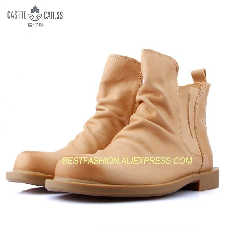 2489dcd4466 Bottes Plein Hautes En Chaussures Respirant Bottines D hiver Femmes Pour  Véritable Air Décontracté Cuir IxqCwa88