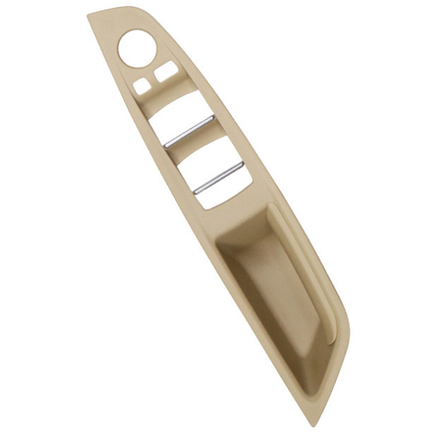 For Bmw 5 Series F10 F11 F18 Door Inner Handle Left Front Door Interior Door Panel Driver'S Seat Button Switch Frame Storage B
