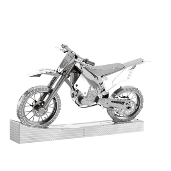 Motorcycle 3D Metal Puzzles Off-Road Car Bike Home Decor
