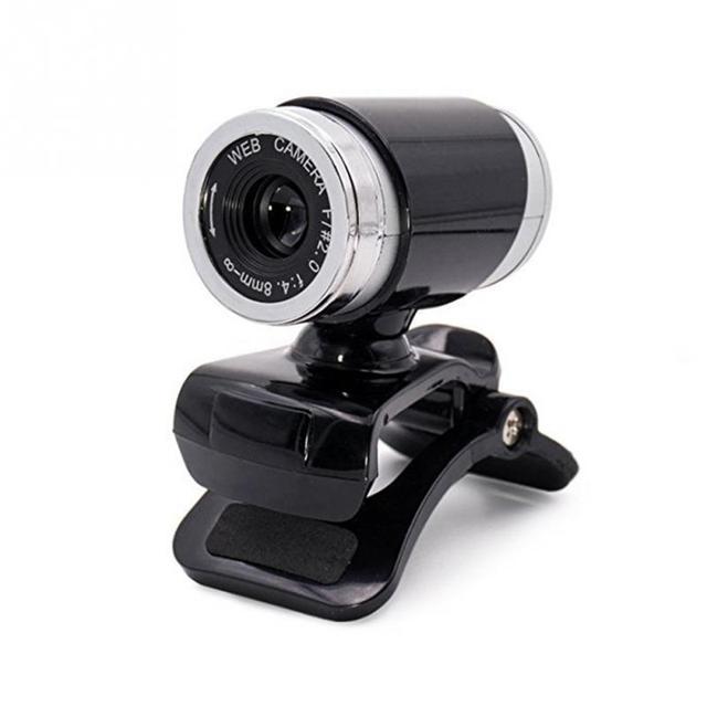 HD 12 Megapixel USB 2.0 Webcam Máy Ảnh Webcam với MIC Clip-on đối với Máy Tính PC Máy Tính Xách Tay Thả Vận Chuyển #0612