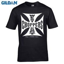 GILDAN Summer Paul Walker West Coast Choppers T Shirt Men Tops Fast and Furious Movies Fans T-shirt Brand O Neck Shirt Plus Size t shirt paul parker t shirt