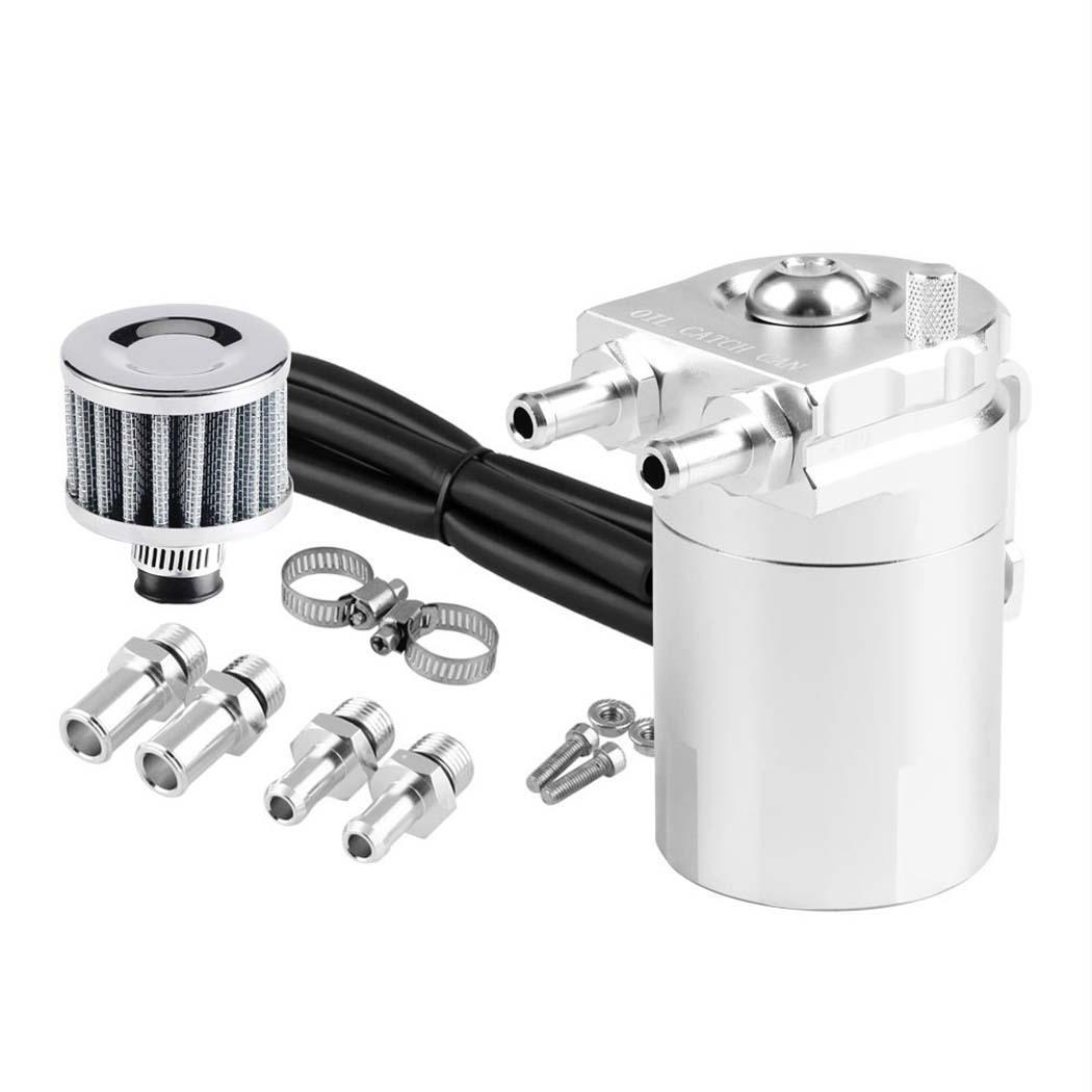 Réservoir d'huile de voiture automatique en aluminium général avec l'installation facile 300 ML filtre à huile peut réservoir 0.8 kg - 2