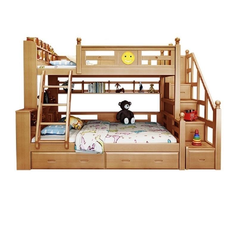 Дети Matrimonio комната Meuble де дома Yatak Бетт Mobilya Infantil Meble Mueble Кама Moderna спальня мебель двойная двухъярусная кровать