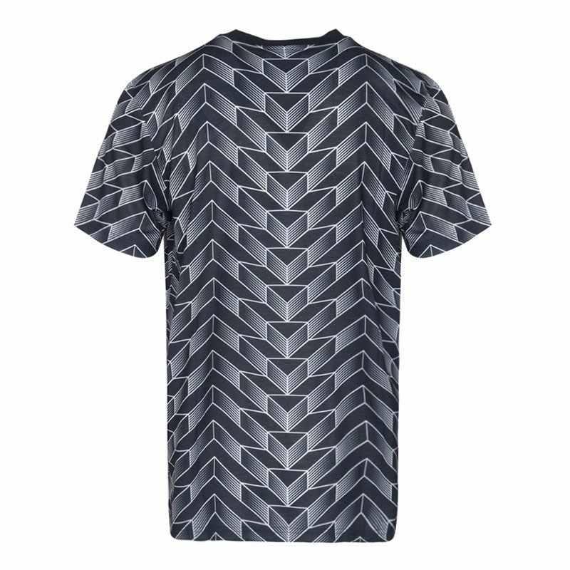 75c9d34ccdf7e Adidas Originals AOP TEE Clover Sports Casual Men's Short-sleeved T-shirt  Men's Sport T-shirt Short Sleeve Sportswear #BS4965
