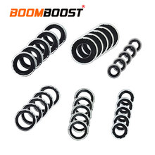 Assortment Repair Tool  30pcs A/C Compressor  O Ring Sealing Gasket Washer Set  Air Conditioner Pump Washer