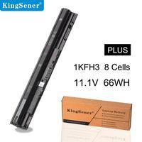 KingSener 66Wh 1KFH3 Laptop Battery for Dell Inspiron 14 15 3000 3451 3551 5558 5758 V3458 V3558 WKRJ2 GXVJ3 HD4J0 K185W M5Y1K