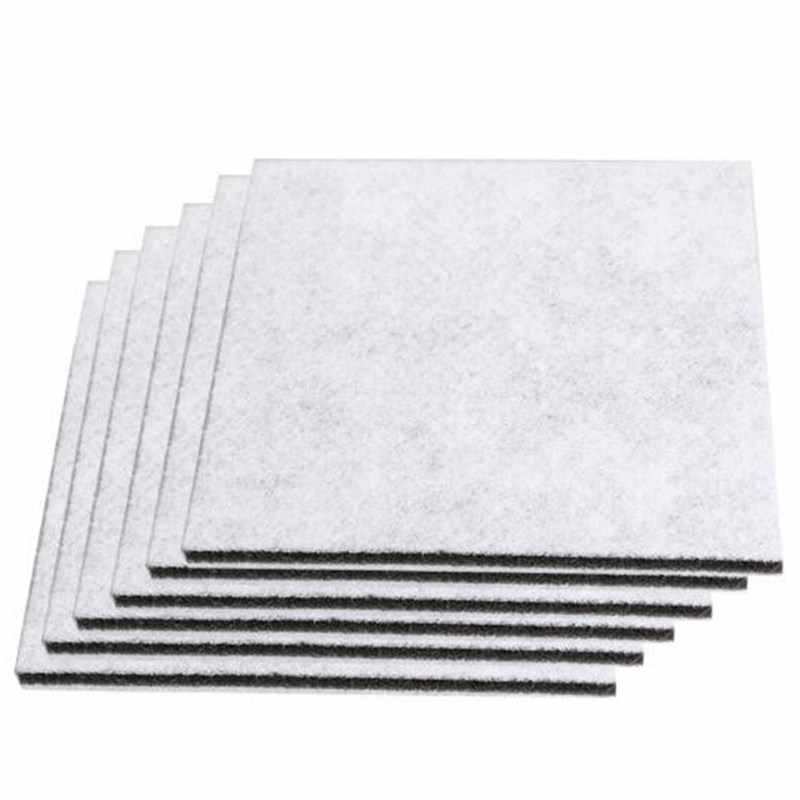 10Pcs/Lot Vacuum Cleaner HEPA Filter for Philips Electrolux Replacement Motor filter cotton filter wind air inlet outlet fIlte