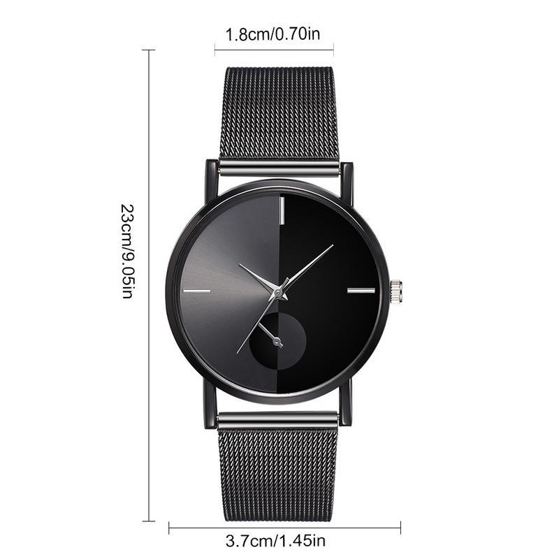 Quartz-Watch Business Top-Brand Men Fashion Luxury Relogio Clock Male Masculino