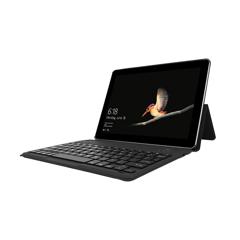 For Microsoft Surface Go 10 Inch Case Tablet USA Keyboard PU Leather Flip Stand Bracket