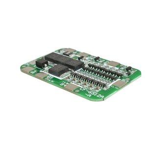 Image 5 - 6S 15A 24V PCB BMS הגנת לוח עבור 6 חבילה 18650 ליתיום ליתיום סוללה תא מודול diy קיט