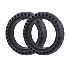 Hollow Tire for Xiaomi Mijia M365 Electric Scooter Solid Tyre Shock Absorber Tires Front Rear Xiaomi M365 Pro Wheel Rubber Tyres