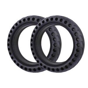 Image 1 - Neumáticos huecos para patinete eléctrico Xiaomi Mijia M365 Pro, amortiguador de goma