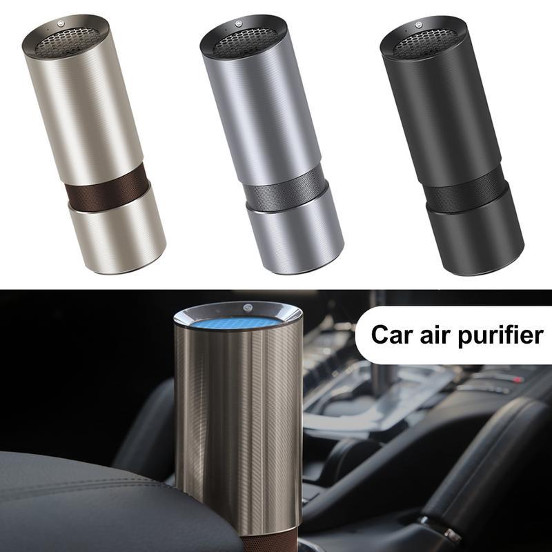 Car Air Purifier 12V Negative Ions Air Cleaner Ionizer Air Freshener Auto Car Charger