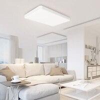 Распродажа! Оригинальный Xiaomi Yeelight простой Pro светодиодный потолочный светильник Гостиная 220 В ночник бытовой лампы огни Youpin