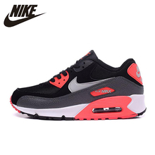 цена на Nike Air Max 90 ESSENTIAL Original New Arrival Men Running Shoes Sports Outdoor Sneakers Good Quality Sneakers #537384