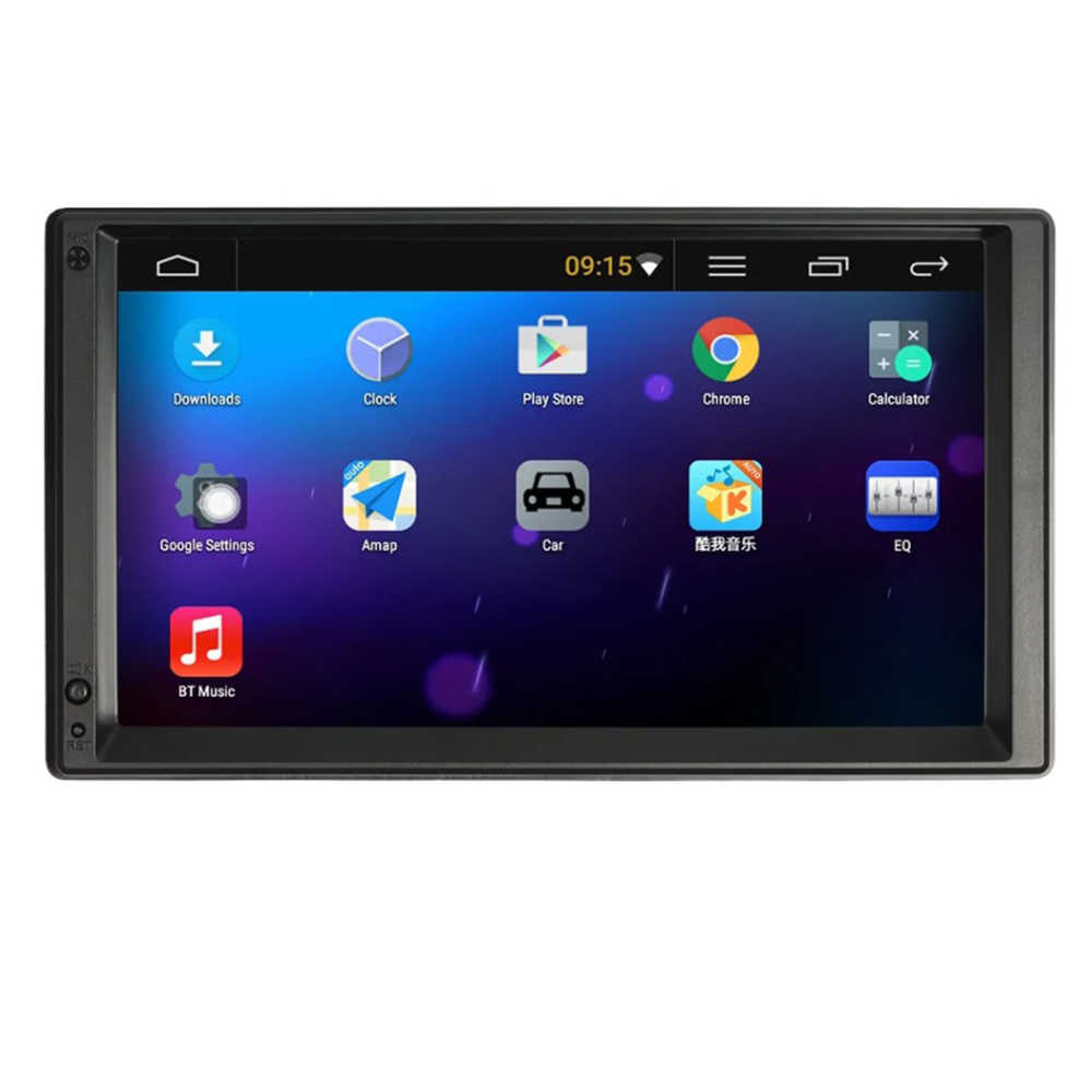 7 zoll Android 5.1 Universal 2 Din HD GPS Navigation Auto-Radio-Player