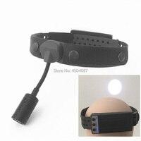 Comprar Faro médico 9W LED médico faro Dental quirúrgico médico faro con 2 baterías recargables brillo ajustable