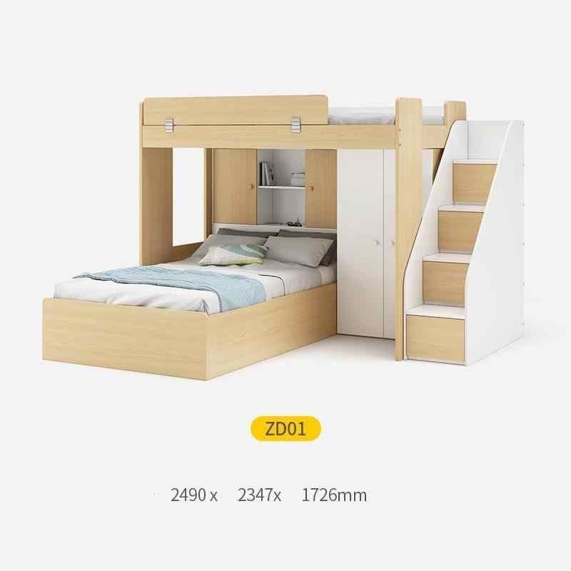 Мобильный Letto Matrimoniale однокварто Meble комната набор мебель для спальни Cama модерана Mueble De Dormitorio двухъярусная кровать