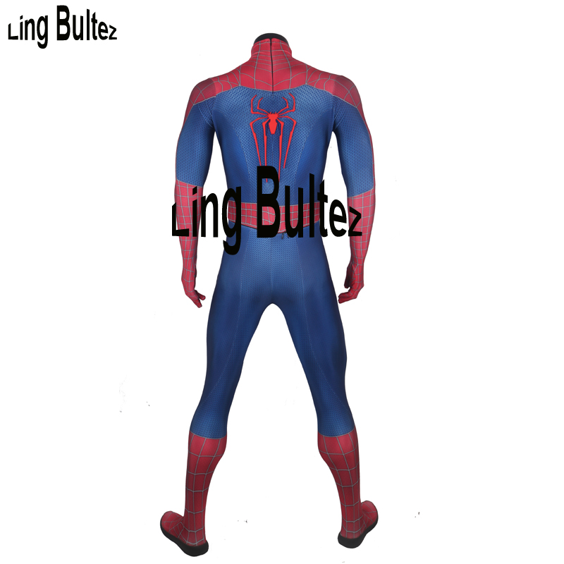 Ling Bultez High Quality New Muscle Shade Amazing Spider
