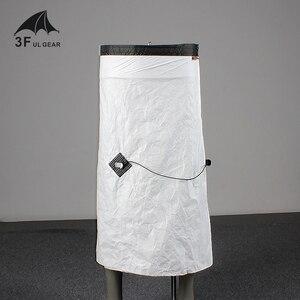 Image 5 - 3F UL GEAR kolarstwo Camping piesze wycieczki spodnie przeciwdeszczowe lekka wodoodporna spódnica przeciwdeszczowa 15D silikon tylko 65g