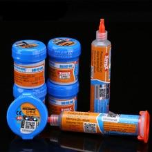 Solder Paste Löten Paste Fluss XG-80/50/30/40/Z40 Solder Zinn Sn63/Pb67 Für handy Lötkolben Platine Reparatur