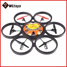 80 X80 X11.7CM Biggest WLtoys V323 Drones 2.4G 4CH 6-Axis Gyro RC Quadcopters Remote Control Hexacopter Flying Saucer Drone Toy