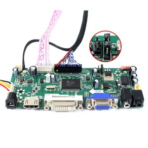 """Image 4 - HDMI Audio LCD Controller Board Fit to DIY Parts 17"""" M170ETN01.1 WYD170SKD 01 LCD Monitor"""